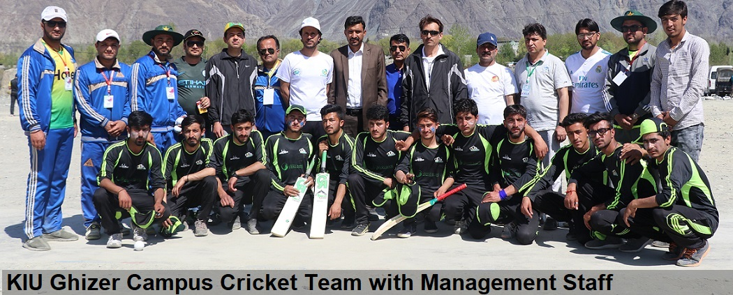 Slider 8 Cricket team